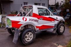 Oklejanie Samochodow Rajdowych - JONIEC