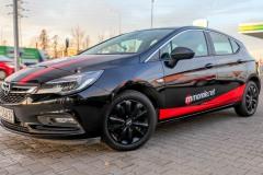 Opel Astra dla Morele.net 1