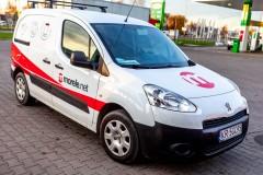 Peugeot Partner dla Morele.net 1