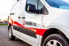 Peugeot Partner dla Morele.net 2