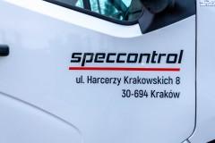 Renault Master dla Speccontrol 8