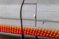 Całopojazdowe oklejenie samochodu Renault Trafic.